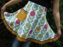 fancy apron