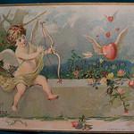 Vintage Valentine's Day Postcard, Dave