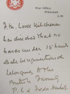Little Betty letter. 3